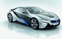 BMW i8 [2] wallpaper 2560x1600 jpg