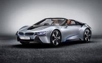 BMW I8  Concept Spyder [2] wallpaper 1920x1200 jpg