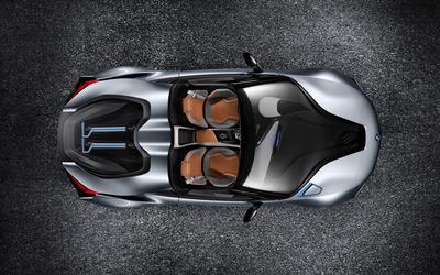 BMW I8  Concept Spyder [4] wallpaper