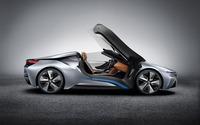 BMW I8  Concept Spyder wallpaper 2560x1600 jpg