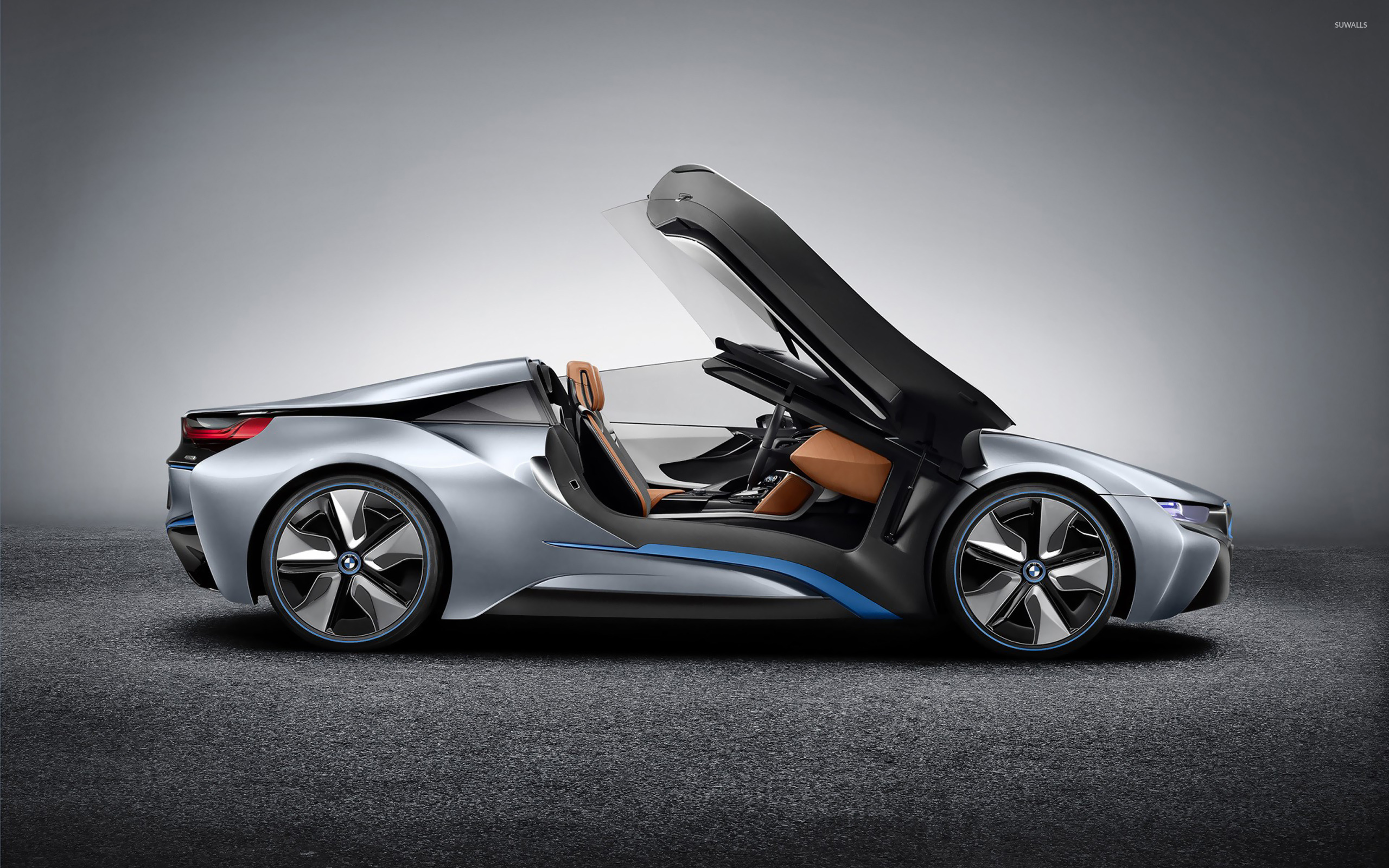 BMW I8 Concept Spyder wallpaper - Car wallpapers - #12490