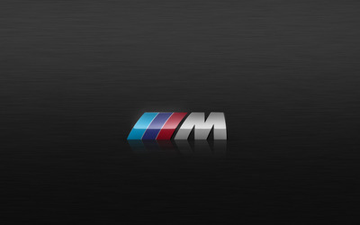BMW M series logo [2] wallpaper