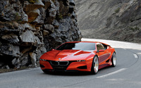 BMW M1 Hommage on the road wallpaper 1920x1200 jpg