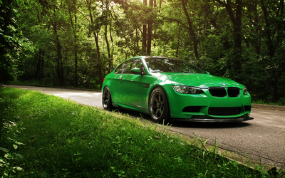 BMW M3 [8] wallpaper