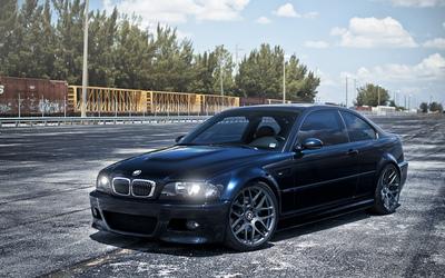BMW M3 [12] wallpaper