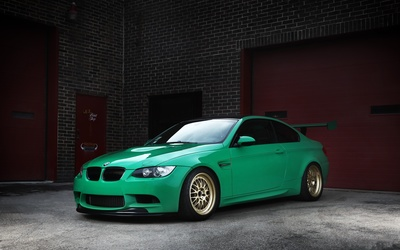 BMW M3 [19] wallpaper