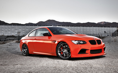 BMW M3 [18] wallpaper