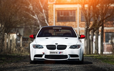BMW M3 [34] wallpaper