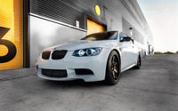 BMW M3 E92 wallpaper 2560x1600 jpg