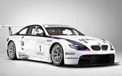 BMW M3 GT2 wallpaper