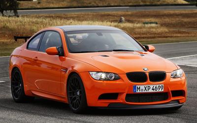 BMW M3 GTS wallpaper