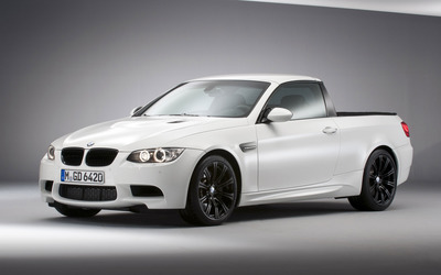 BMW M3 Pickup wallpaper