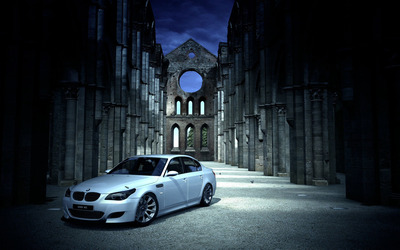 BMW M5 [2] wallpaper