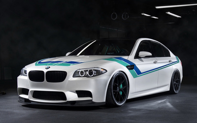 BMW M5 [6] wallpaper