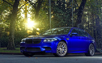 BMW M5 [5] wallpaper 3840x2160 jpg