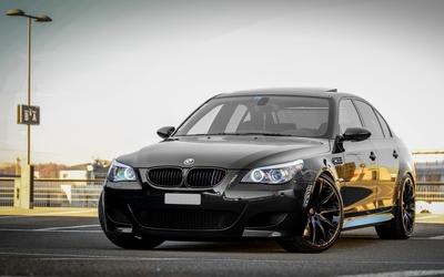 BMW M5 [9] wallpaper