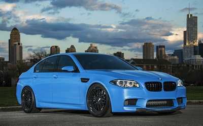 BMW M5 [13] wallpaper