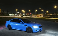 BMW M5 [10] wallpaper 2560x1600 jpg