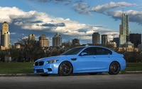 BMW M5 [14] wallpaper 2560x1600 jpg