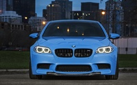 BMW M5 [8] wallpaper 2560x1600 jpg