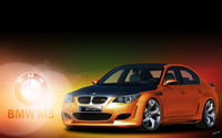 BMW M5 wallpaper 1920x1200 jpg