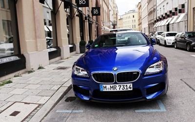 BMW M6 [2] wallpaper