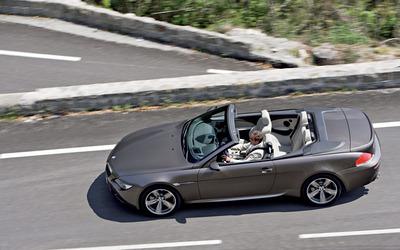 BMW M6 [6] wallpaper