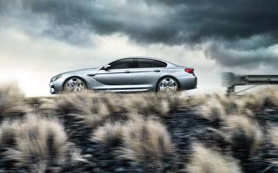 BMW M6 Gran Coupe [3] wallpaper