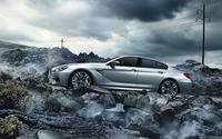 BMW M6 Gran Coupe wallpaper 1920x1200 jpg