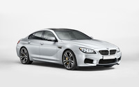 BMW M6 Gran Coupe [2] wallpaper 1920x1200 jpg