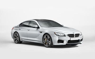 BMW M6 Gran Coupe [2] wallpaper