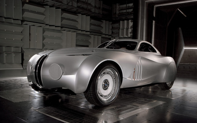 BMW Mille Miglia Coupe Concept wallpaper