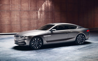 BMW Pininfarina Gran Lusso Coupe wallpaper 2560x1600 jpg