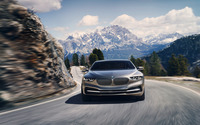 BMW Pininfarina Gran Lusso Coupe [2] wallpaper 2560x1600 jpg