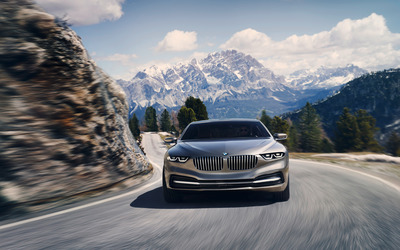 BMW Pininfarina Gran Lusso Coupe [2] wallpaper