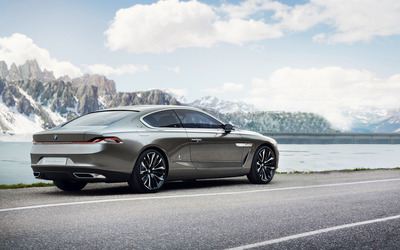 BMW Pininfarina Gran Lusso Coupe [4] wallpaper