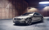 BMW Pininfarina Gran Lusso Coupe [3] wallpaper 2560x1600 jpg