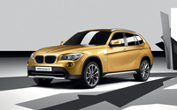 BMW X1 Concept wallpaper 1920x1200 jpg