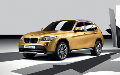 BMW X1 Concept wallpaper