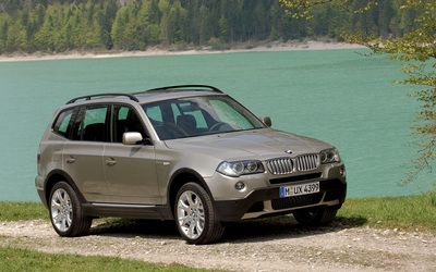 BMW X3 wallpaper