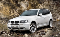 BMW X3 [2] wallpaper 1920x1200 jpg