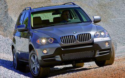 BMW X5 [5] Wallpaper
