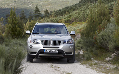 BMW X5 [7] wallpaper