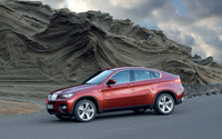 BMW X6 wallpaper 1920x1200 jpg