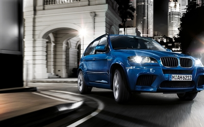 BMW X6 [3] wallpaper