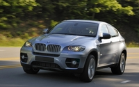 BMW X6 [4] wallpaper 1920x1080 jpg