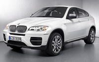 BMW X6 [5] wallpaper 1920x1200 jpg