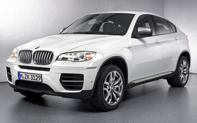 BMW X6 [5] wallpaper