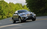 BMW X6 [7] wallpaper 1920x1200 jpg
