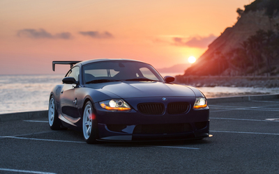 BMW Z4 [4] wallpaper